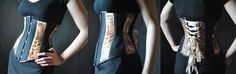 Book of Kells Underbust Corset by stitchophrenia.deviantart.com on @deviantART