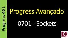 Totvs - Datasul - Treinamento Online (Gratuito): Progress 4GL - 0701 - Sockets - Progress Avançado