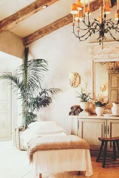 Sandy Eggo's Space - 10 Self-Care Spaces We're Dying To See - Photos #whatsupshoptravel follow me for more inspiration www.whats-up-shop.com