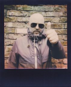 Polaroids with Super Furry Animals | The Line Of Best Fit