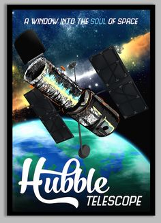 Hubble Telescope A Window into the Soul of Space