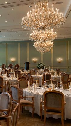 Hotel Adlon Kempinski, Berlin The Palais ballroom where I had so many events to handle