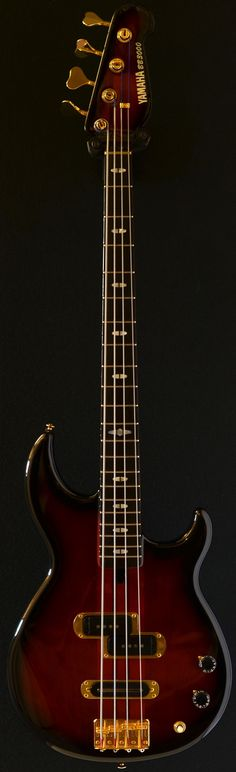 YAMAHA BB3000 four string bass (via Bass Direct)