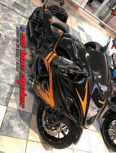 Custom Hayabusa, Custom Sport Bikes, Biker Boys, Suzuki Motorcycle, Ocean City, Cool Bikes, Project Ideas, Motorcycles, Necklaces
