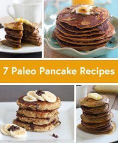 7 Quick and Easy Paleo PancakeRecipes
