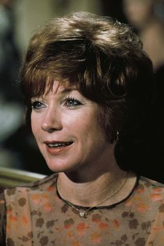 Shirley MacLaine-loved her in The Apartment, Steel Magnolias, Terms of Endearment, and Evening Star The Turning Point, Best Actress Oscar, Hollywood Music, Shirley Maclaine, Terms Of Endearment, Diane Keaton, Oscar Winners, Jane Fonda, Portrait