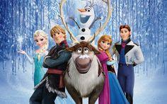 Frozen da Disney!