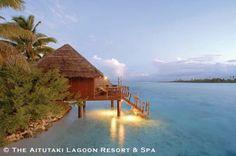 My some day getaway - Cook Islands
