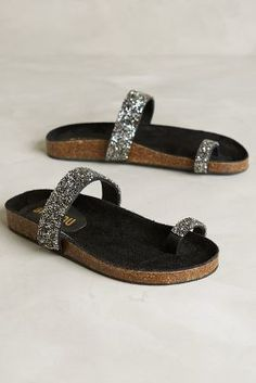 ON SALE Bibi Lou Star-Gaze Sandals Black 36 Euro Sandals #AnthroFave
