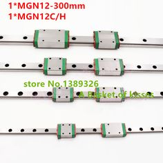 Free shipping for 12mm Linear Guide MGN12 L= 300mm linear rail way + MGN12C or MGN12H Long linear carriage for CNC X Y Z Axis #CLICK! #clothing, #shoes, #jewelry, #women, #men, #hats, #watches