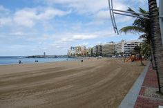 CANARIAS  FOTOS   Canary Islands Photos: Playa de Las Canteras..Paisajes de Gran Canaria