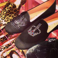 Slippers & Loafers! Aqui na Pretty Ballerinas tem também. QUEREMOS PRETTY BALLERINAS DE DIA DOS NAMORADOS!!! #prettyballerinas #prettyballerinasbrasil #prettyvalentinesday #diadosnamorados