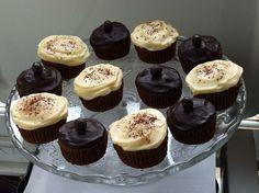 Espresso & Cappuccino Cupcakes