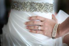 #BigDay #weddings #realweddings   Jen and Frank's Florida Sunset Wedding