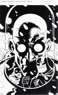 Mr. Freeze by @BruceTimm