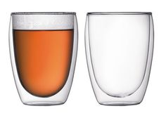 Bodum Pavina Double Wall 12 Ounce Cooler Glass, Set of 2  #winelovers #homedecor #onlinesale #kitchen #kitchengadgets #giftsforhim #freeshipping #BarAccessories #kitchentools #like