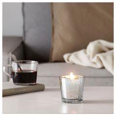 Атмосферна свічка, що нагадує крихітне полум'я у холодному сугробі додасть особливого відчуття присутності магії у оселі.   #свічка #свечка #candle #newyears2017 #christmas #tohome
