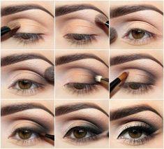 tutorial de maquiagem facil para copiar em casa                                                                                                                                                                                 Mais