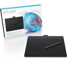 Tablette graphique WACOM Intuos Art Black Pen & Touch Medium sur… http://www.shopprice.com.au/wacom+intuos+tablets