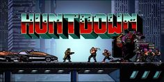Huntdown is coming to Android