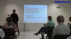 Raj Kotecha @ The Association of Publishing Agencies. Video by Raj Kotecha.