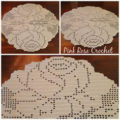 crochet for home - Knitting Bordado Crochet Pillow, Crochet Motif, Irish Crochet, Crochet Doilies, Crochet Flowers, Crochet Stitches, Crochet Patterns, Doily Patterns, Crochet Carpet