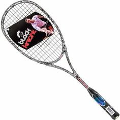 Black Knight Mainframe Squash Racquet by Black Knight. $149.95. Balance: Head heavy. Composition: Thermal Core, HMG, Carbon 4. Frame Weight: 135 grams. RACQUET COMES FACTORY STRUNG WITH ASHAWAY SUPERNICK XL TI. FULL RACQUET COVER INCLUDED.. Head Size: 493 sq. cm.. The new Black Knight MainFrame squash racquet uses Thermal Core Technology manufacturing process to produce a very consistent and durable frame.   Specifications: Frame Weight: 135 grams Head Size: 493 sq. cm. ...