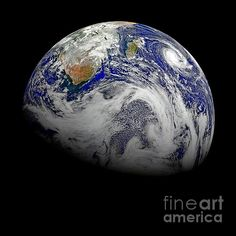 Nasa Hd Sky View Of #Earth From Suomi Npp  #NASA #astronomy #photography #forsale #iphonecases #pillows #duvets #prints #art #cards #Africa #oceans #storms