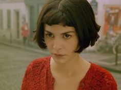 I've always love Audrey's haircut in Amelie.