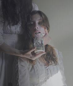 """""""Through the Dark"""" — Photographer: Crystal Lee Lucas Model: Alexandra Caitriona"""