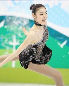 "Korea Figure Skater ""Yuna Kim(김연아)"""