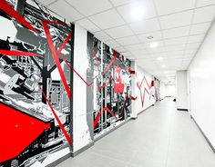 "Check out new work on my @Behance portfolio: ""Cast - Stencil Mural"" http://be.net/gallery/31748913/Cast-Stencil-Mural"