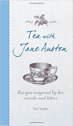 Enjoy a cup of tea and a slice of cake with one of the world's favorite novelists. Inspired by the novels and letters of Jane Austen, this collection of cakes, bakes, and pastries is based on authenti