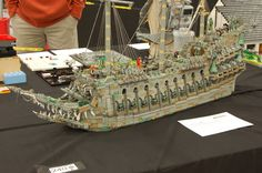 Lego Ship, Photo And Video, Photos, Lego Boat, Pictures