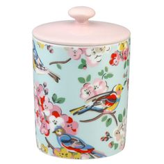 Blossom Birds Soy Wax Candle | Cath Kidston |