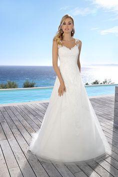 Ladybird 418014, bruidsjurk, trouwjurk, bruidsmode