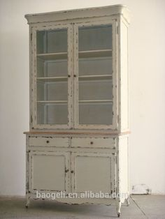 French Provincial Wooden Reproduction Glass Cabinet Photo, Detailed about French Provincial Wooden Reproduction Glass Cabinet Picture on http://Alibaba.com.