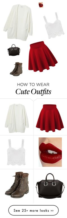 """""""Cozy, Cute Fall Outfit"""" by craftylafty73 on Polyvore"""