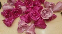 Мега супер легкий способ Розы для свадебных букетов✔ ℳAℛίℕℰ DIY✔