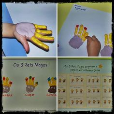Reis Magos Activities To Do With Toddlers, Activities For 2 Year Olds, Toddler Activities, Diy For Kids, Crafts For Kids, Children's Church Crafts, Sunday School Projects, Kids Church, School Lessons