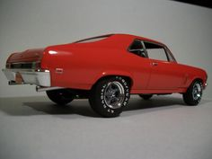 '69 Chevy Nova SS I got a thang for these old school cars just love em!