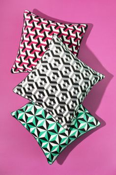Jonathan Adler x H&M Home pillows