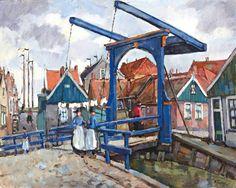 Abraham Fresco: Volendam