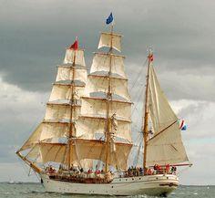 tall ships | Tall ships, Belfast Lough 2009 (15):: OS grid J4485 :: Geograph ...