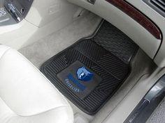 "NBA - Memphis Grizzlies Heavy Duty 2-Piece Vinyl Car Mats 17""x27"""