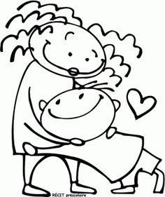 Fêtes des mères et des pères | Service national du RÉCIT à l'éducation préscolaire