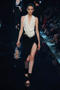 Alexandre Vauthier at Couture Fall 2013 - StyleBistro