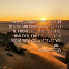This is always so enoureging to remember and know. God is always there!!