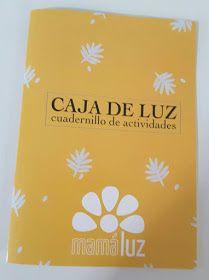 Creciendo con libros y juegos: CAJA DE LUZ + ACTIVIDADES (PRIMERA PARTE)