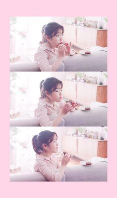 "IU -""Lotte Mongshell Chocolate"" 2018 CF"